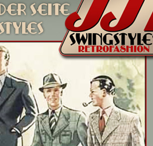 Juke Jive Swing Team - Swing, Rockabilly, Rock` n` Roll, Blues, Jive, Boogie Woogie, Lindy Hop, Neoswing, Vintage Ties